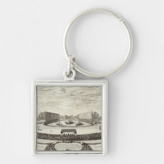 Stage on the Large Pond representing Keychain