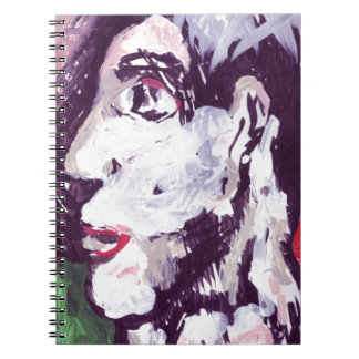 Stage performer notebooks