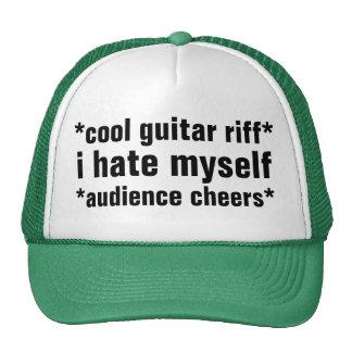 stage presence hat hat