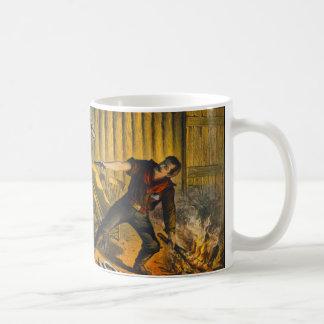 Stage Production Ad 1882 Coffee Mug