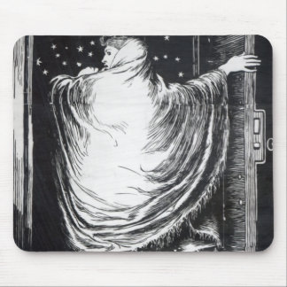 Stage version of 'The Woman in White' Mouse Pad