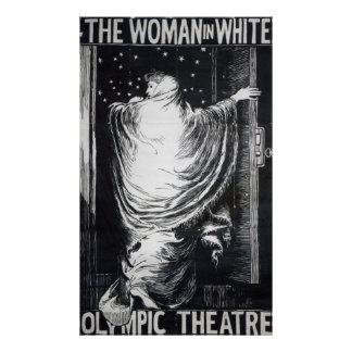 Stage version of 'The Woman in White' Posters