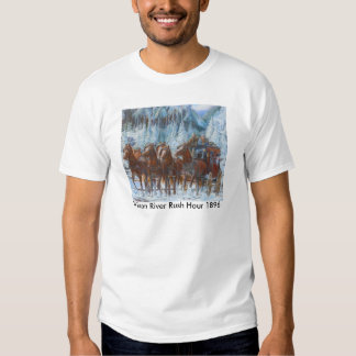Stagecoach and Six-Horse Hitch Shirt
