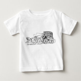 Stagecoach Baby T-Shirt