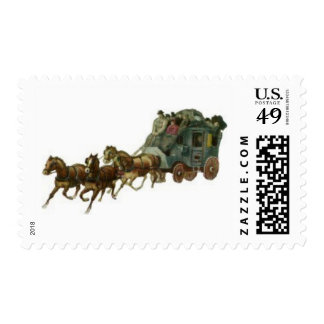 Stagecoach Stamps