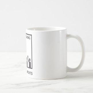 stagediving pikto coffee mug