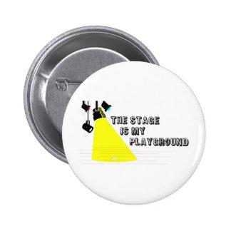 StageIsMyPlayground 2 Inch Round Button