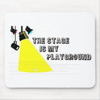 StageIsMyPlayground Alfombrillas De Raton