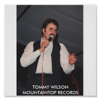 stagepic EXPEDIENTES de TOMMY WILSONMOUNTAINTOP Impresiones