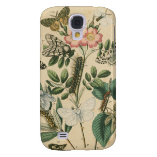 Stages of Butterfly Life by Vision Studio Galaxy S4 Cover