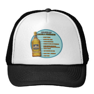 Stages of Tequila Trucker Hat