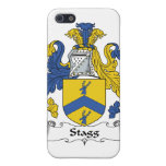 Stagg Family Crest iPhone 5 Case