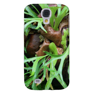 Staghorn Fern Samsung Galaxy S4 Case