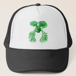 Staghorn Fern Trucker Hat