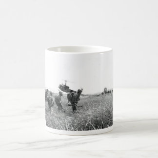 Staging an air assault 4 classic white coffee mug