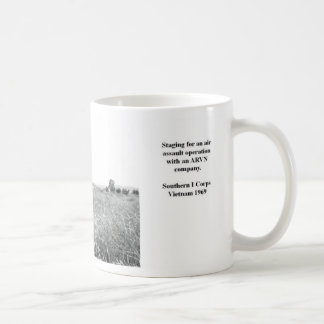 Staging an air assault 4 mug