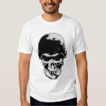 stahlhelm skull t-shirt