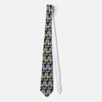 Staiglass Necktie. Neck Tie
