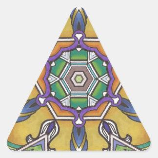 STAIN2T3 (2).jpg Pegatina Triangular