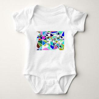 STAIN GLASS BABY BODYSUIT