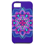 Stain Glass. The Star of David. iPhone 5 Case