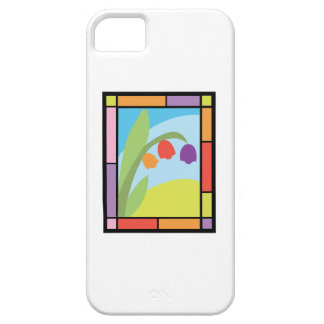 Staind Glass Tulips iPhone 5 Covers