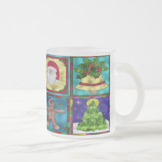 Stained Christmas Goodies Mugs