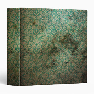 Stained Damask Avery Binder
