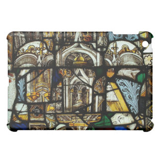 Stained-Glass 15th Century iPad Case