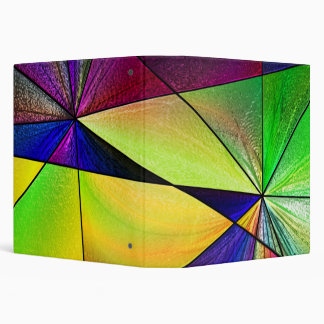 Stained Glass 5 Binder