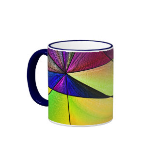 Stained Glass 5 Mug