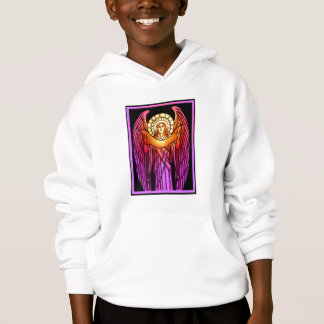 Stained Glass Angel Sweatshirt