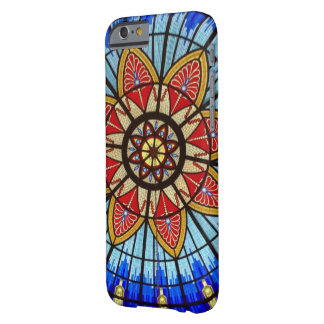 Stained Glass Art Nouveau Abstract Barely There iPhone 6 Case