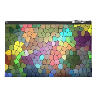 Stained Glass Travel Accessories Bags