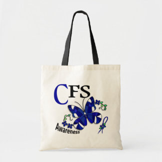 Stained Glass Butterfly 2 CFS Tote Bag