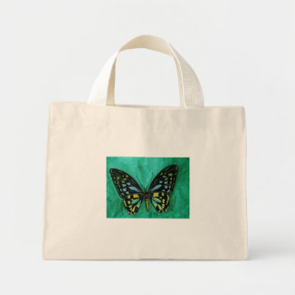 Stained Glass Butterfly Bag
