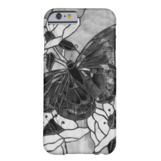 Stained Glass Butterfly Barely There iPhone 6 Case
