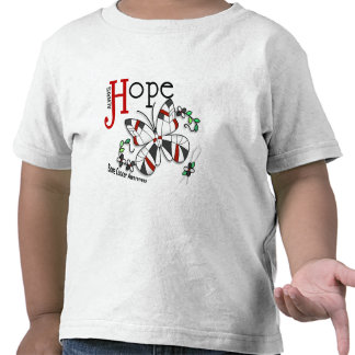 Stained Glass Butterfly Bone Cancer Tshirt