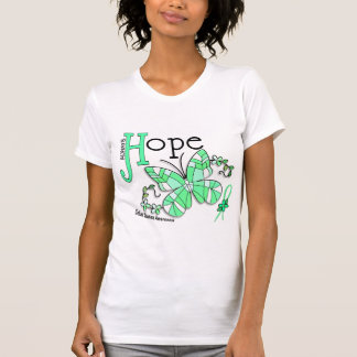 Stained Glass Butterfly Celiac Disease T-Shirt