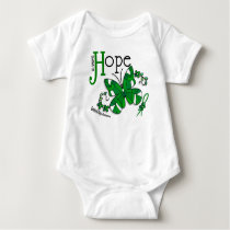 Stained Glass Butterfly Cerebral Palsy Baby Bodysuit
