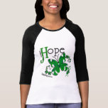 Stained Glass Butterfly Cerebral Palsy Tee Shirt