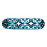 Stained Glass by Keren Richter Skateboard Deck