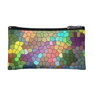 Stained Glass by Shirley Taylor Cosmetic Bag