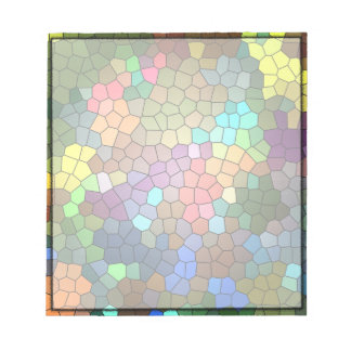 Stained Glass by Shirley Taylor Notepad