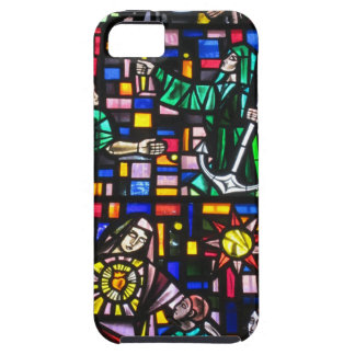 stained glass iPhone 5 cases