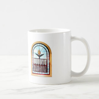 Stained Glass Chalice Mug