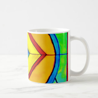 Stained Glass Coffee Mug