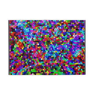 Stained Glass Colors Mosaic Covers For iPad Mini