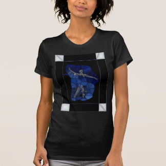 Stained Glass Dancer T-Shirt
