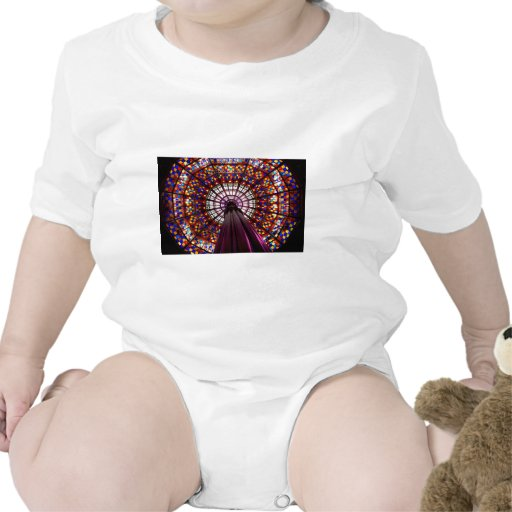 Stained Glass Dome Shirts